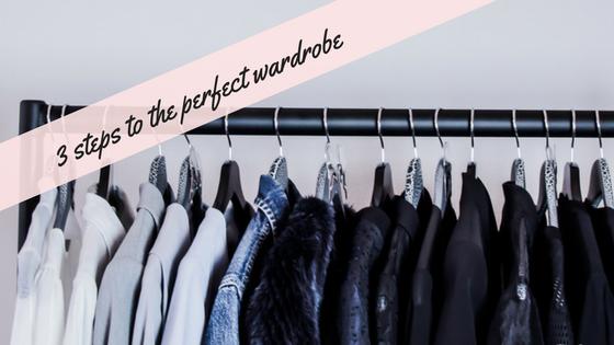 3 schritte zum perfekten kleiderschrank englisch be sassique - Kleiderschrank englisch ...