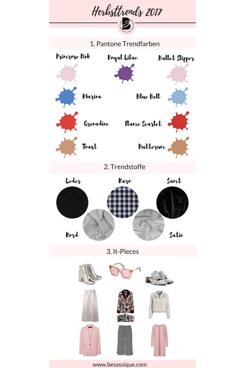 herbstmode 2017 5 it pieces farben und stoffe die dein kleiderschrank unbedingt braucht. Black Bedroom Furniture Sets. Home Design Ideas