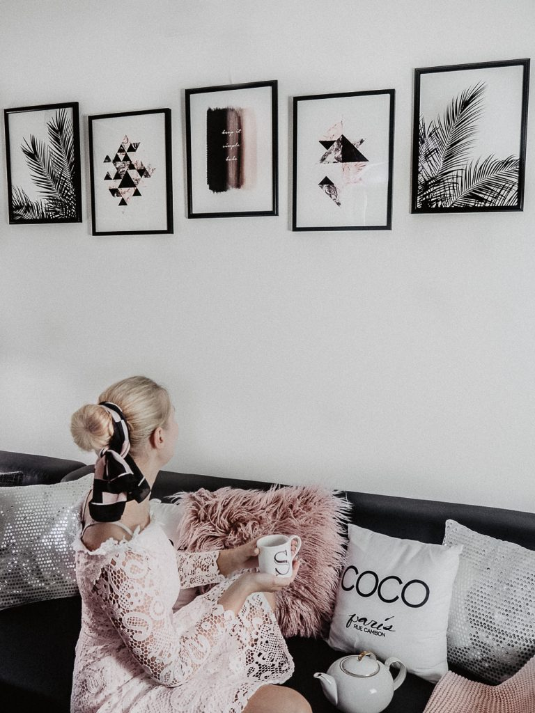 Interior Trends Tipps Fur Deine Bilderwand Mit Desenio Be Sassique
